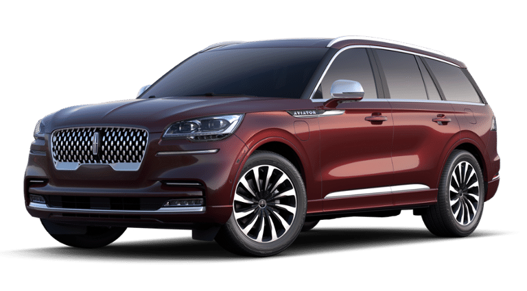 2020 Lincoln Aviator Black Label Grand Touring Black Label Grand Touring AWD